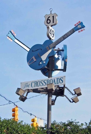 Robert Johnson Cream - Crossroads